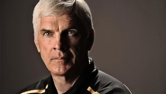 Bobby Johnson retiring as head football coach