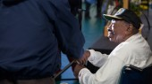 Longtime Plant Operations employee recognized for 64 years of service