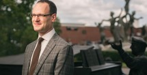 New faculty: Joe Fishman studies law at the intersection of entertainment, technology