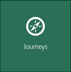 Journeys icon Oracle Cloud