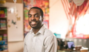 Class of 2015: Julian Hinds champions students and civil rights
