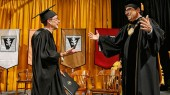 50 years later, Vanderbilt University graduate walks stage at Commencement