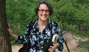 Kellye Rosenheim, BA'82, Found Her Calling in Bird-Watching