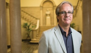 New faculty: Kevin Murphy looks for reflections of history in architecture