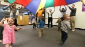 Blair Kindermusik classes start in September