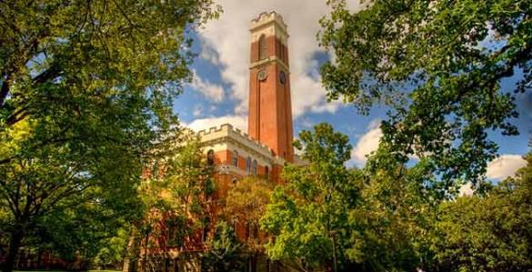 Vanderbilt University climbs 'U.S. News & World Report' rankings to reach No. 14