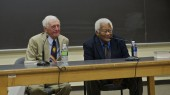 Civil Rights icons explore nature of moral leadership