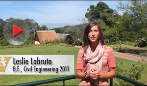 Young alumna's passions fuel sustainable solutions globally