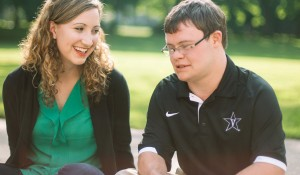 Leap of Faith — A small group of unconventional students makes a big impact on the campus community
