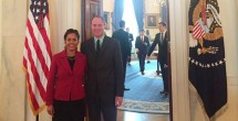 Special education researcher honored by White House