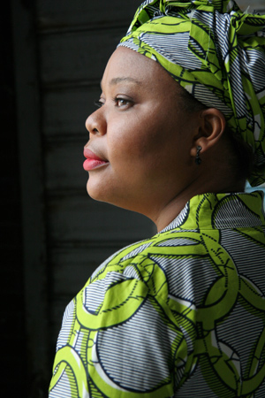 Leymah Gbowee (Vanderbilt)