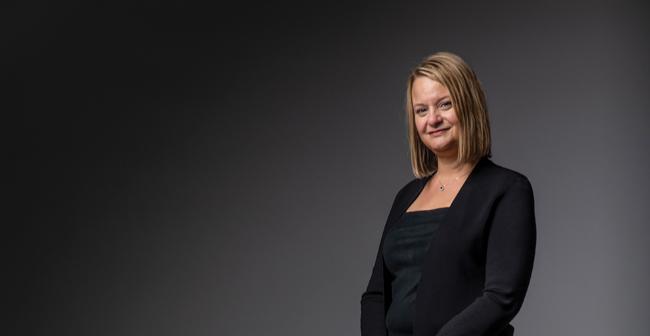 Lisa Monteggia, professor of pharmacology and Barlow Family Director of the Vanderbilt Brain Institute (John Russell/Vanderbilt)