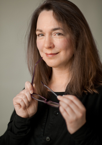 Lorrie Moore (photo by Zane Williams)