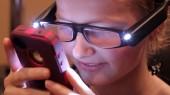 Glasses bring girl's world back in focus