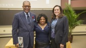 MLK lecturer highlights the power of perseverance