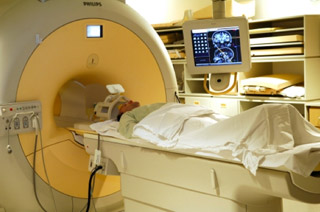 Dan Gochberg, Ph.D. and colleagues in MRI Labs Physics / Imaging Department