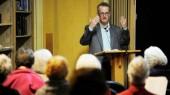 Poets Jarman, Hirshfield to lead Saturday University sessions at Vanderbilt