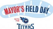 Meet the Titans at Mayor's Field Day; Vanderbilt volunteers needed