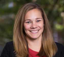 Megan Lawrence, assistant professor of strategic management
