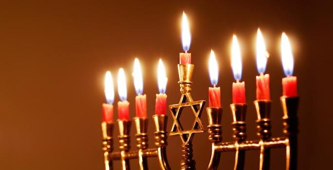 menorah & Menorah lighting traditional food at Kirkland Hall Thursday ... azcodes.com