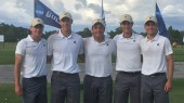 Men's golf's historic season ends in match play quarterfinals