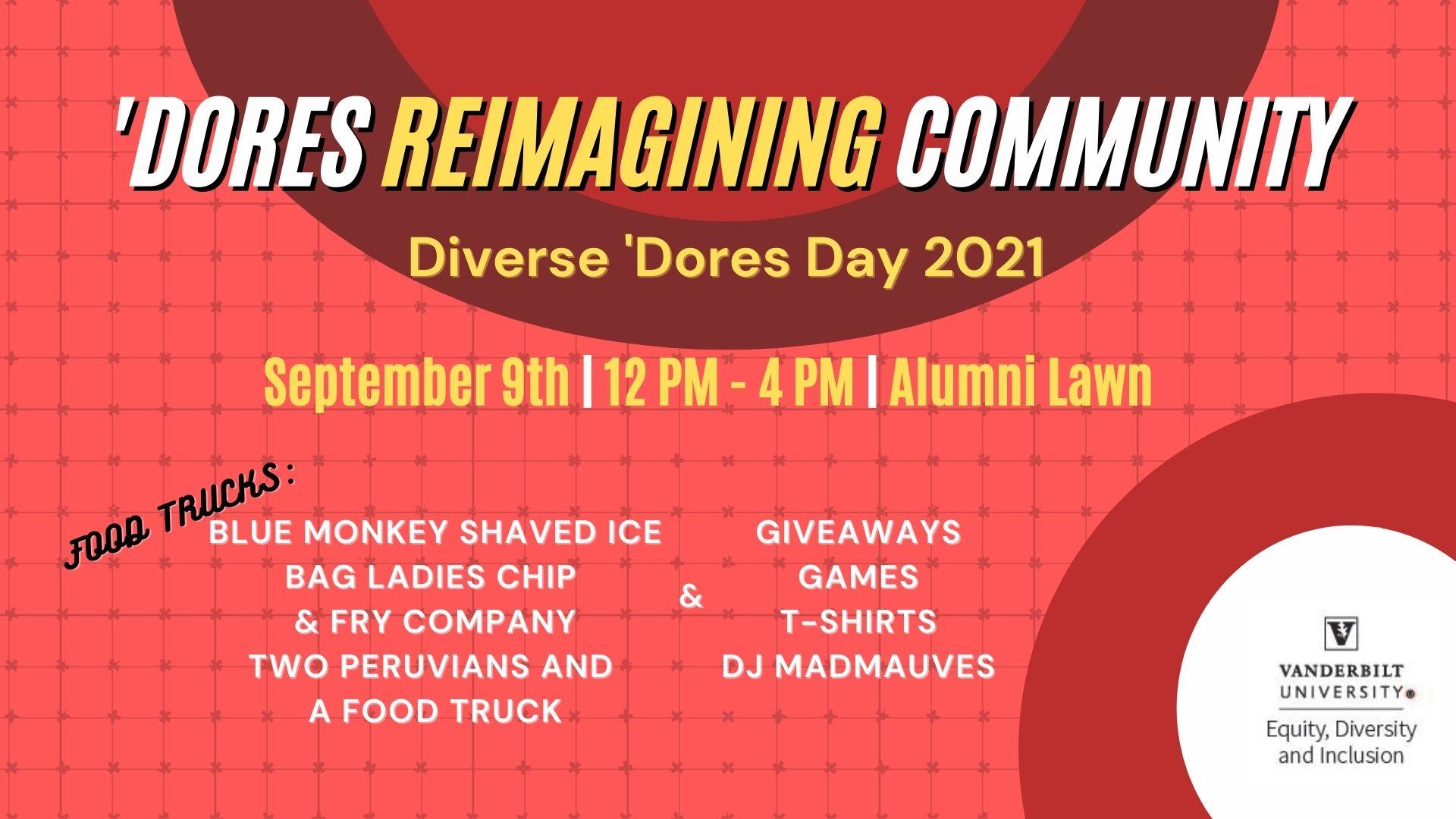Celebrate Diverse 'Dores Day