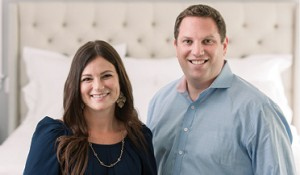 Missy Tannen, BS'99 and Scott Tannen, BS'99: Ethical Luxury