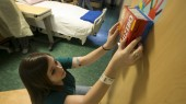 Mobile 'Makerspace' provides patients tools to create, inspire