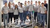 Vanderbilt Motorsports graduate is racing the clock