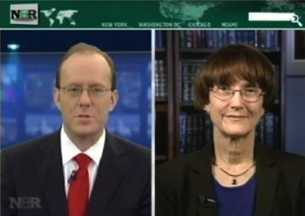 Margaret Blair on NBR-U