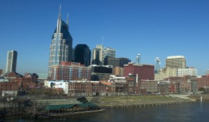 Nashville is…