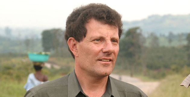 Nicholas Kristof (Photo from ReporterFilm.com)