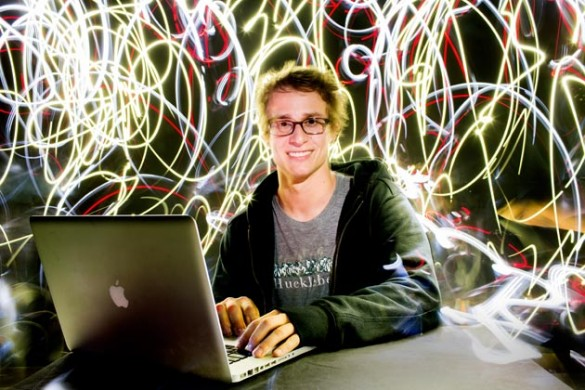 Class of 2015: Nolan Michael Smith combines coding and collaboration