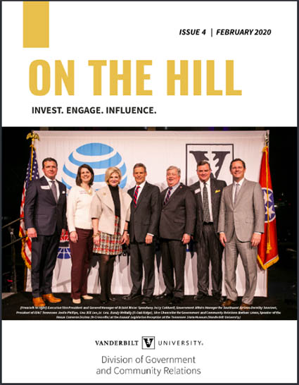 """""""ON THE HILL"""" Issue 4"""