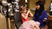 Eye clinic paves way to better vision for children