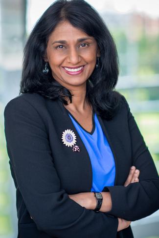 Vice Provost for Research Padma Raghavan