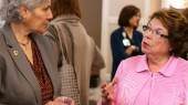 American Nurse Association president visits VUSN