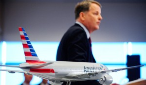 Flight Path: A highflying merger has put Doug Parker, MBA'86, at the controls of the world's largest airline