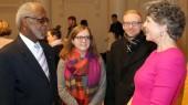 Peabody community welcomes Hill at Wyatt Center reception