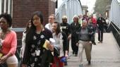 Vanderbilt celebrates National Walking Day