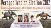 Deconstruct the 2012 presidential election with authors Balz, Sides, Vavreck