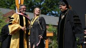 Vanderbilt awards Founder's Medals to top scholars at Commencement