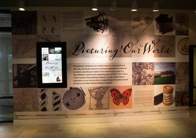 """Picturing Our World"" is on display at Vanderbilt Libraries through July 2016."