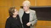 Pilon celebrated for VUSN community partnership efforts