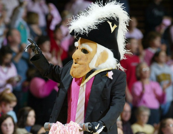 The Pink Out! Vanderbilt Women's basketball game tips off at 3 p.m. on Sunday, Feb. 10.