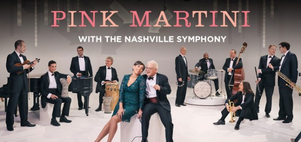 Get discount on Pink Martini performance with Nashville ...