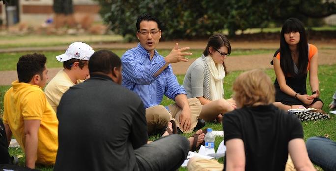 outdoor seminar