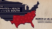 How are big health issues being handled in the U.S. South? Leaders to discuss Affordable Care Act, gun control, income differences, more