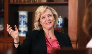 Provost focuses on synergy and balance between the humanities and sciences