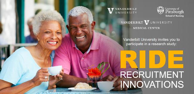 RASR Lab RIDE Recruitment Innovations flyer